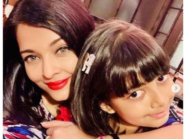 Aishwarya Rai Bachchan ने शेयर की होली सेलिब्रेशन की तस्वीरें, बेटी आराध्या संग इस अंदाज में मनाया रंगों का त्योहार