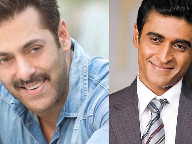 Salman Khan reveals he referred Mohnish Bahl for Maine Pyaar Kiya