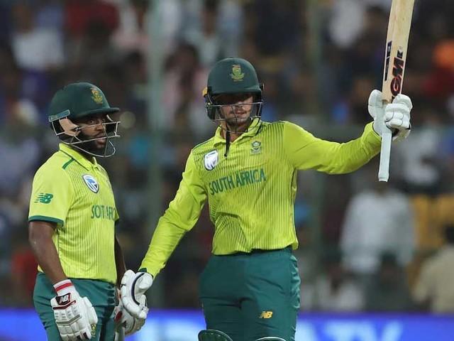 INDvSA : दक्षिण आफ्रिकेचा पलटवार; तिसरा टी-20 सामना जिंकून मालिकेत बरोबरी