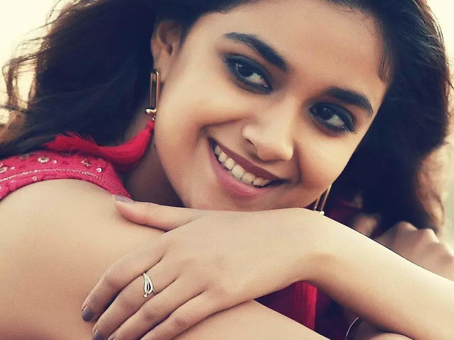 Keerthy Suresh's love for traditional attires