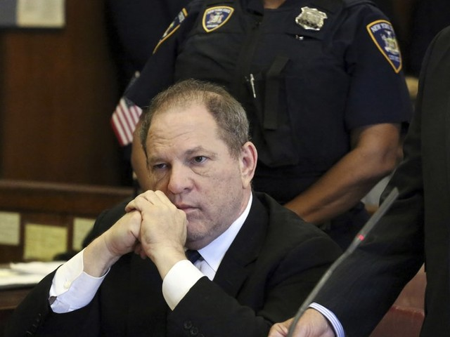 Weinstein lawyers: Accuser's emails show rapport, not rape