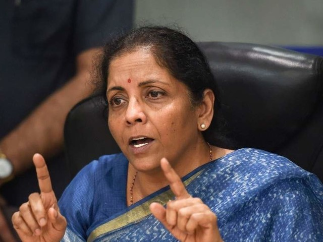 Many countries have cautioned on rushing into crypto currencies: Nirmala Sitharaman