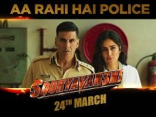 'Sooryavanshi' to release on March 24, to be screened 24×7 in Mumbai theatres