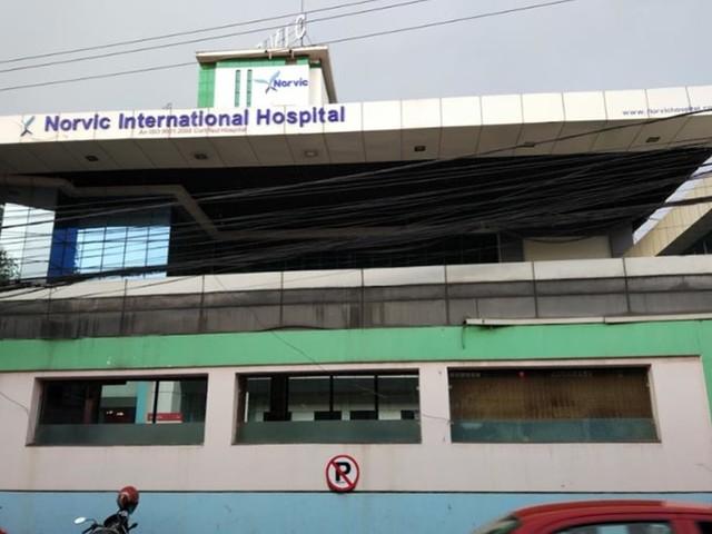 Norvic Hospital refutes rumours of hiding COVID-19 cases