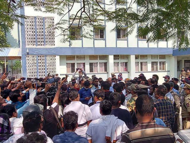 NCPCR seeks action taken report into death of 10 infants in Maharashtra hospital fire