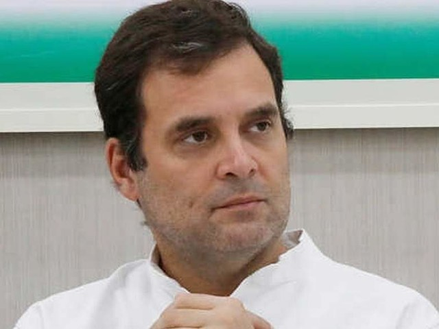 It is resolved: Rahul Gandhi on Punjab Congress infighting