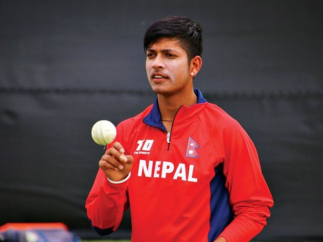 Sandeep Lamichhane to play The Hundred for Oval Invincibles