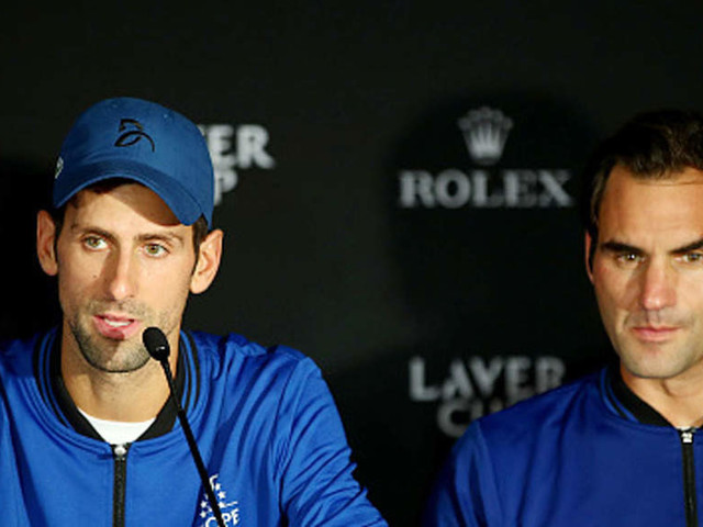 Novak Djokovic, Roger Federer back new ATP Cup men's team event