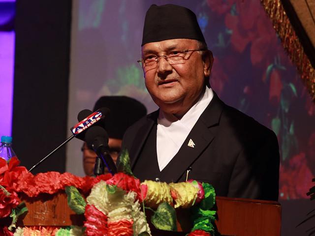 PM KP Sharma Oli to lead Nepali delegation to 18th NAM Summit