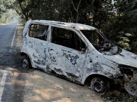 बुलंदशहर: 3 गांवों में खौफ, युवाओं ने घर छोड़ा