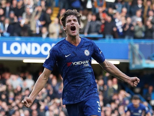 Alonso goal earns lively Chelsea victory over Newcastle