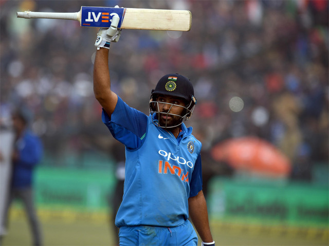 I don't have power like Dhoni or Gayle, rely on timing: Rohit Sharma