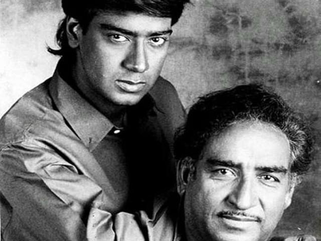 पिता वीरू देवगन को याद कर भावुक हुए अजय देवगन, बोले- 'जिंदगी अब पहले की तरह नहीं रही'