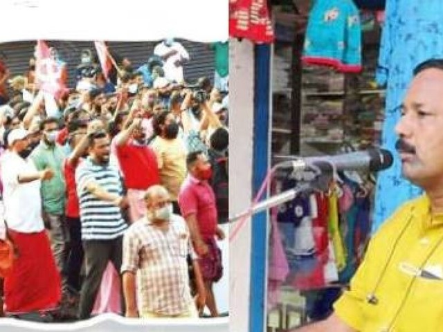 പൊന്നാനിയില് പ്രതിഷേധം നടത്തിയവരെ തള്ളി ടി.എം.സിദ്ദീഖ്; 'എന്റെ കാര്യം തീരുമാനിക്കുന്നത് പാര്ട്ടി'