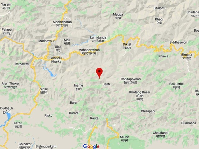 Two dead, eight hurt as tractor plunges 200m in Udayapur