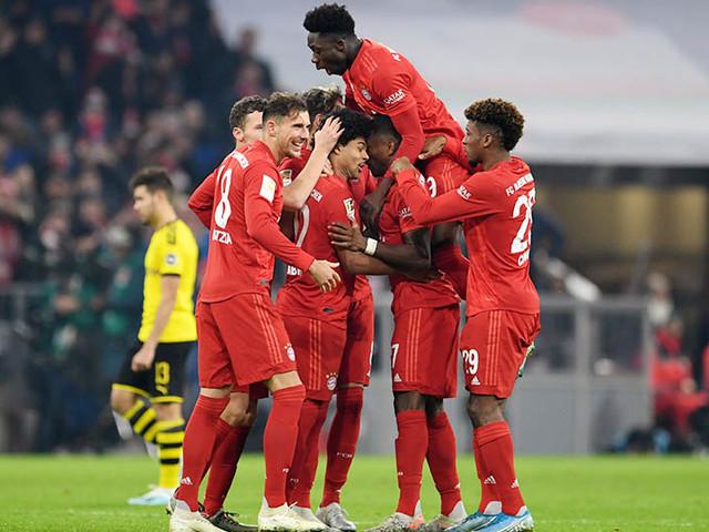 Bayern face Klinsmann's Hertha, leaders Leipzig ready for Union