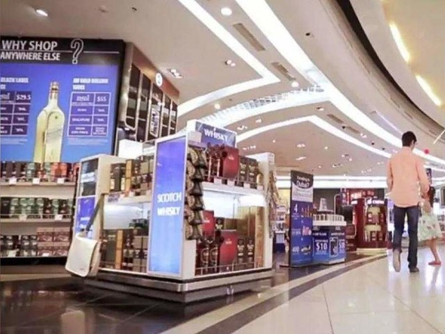 One bottle duty free: Airports warn of revenue loss