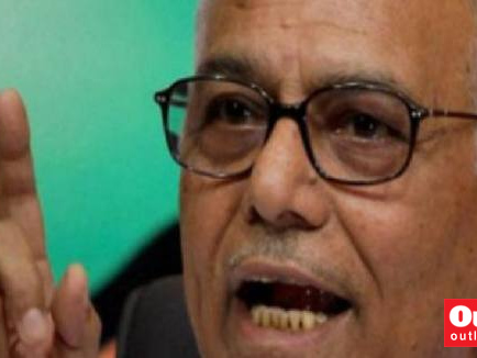 Two Orders And 'Please', But Yashwant Sinha Refused To Budge At Srinagar Airport