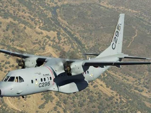 जल्द ही C 295 सैन्य ट्रांसपोर्ट प्लेन की डील होगी फाइनल