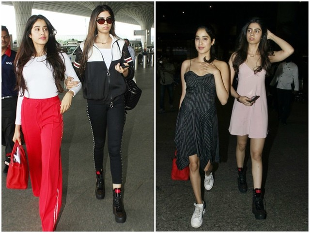 Jhanvi-Khushi Kapoor: New stylish sisters
