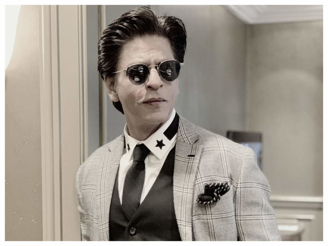 Shah Rukh Khan opens up on his next project