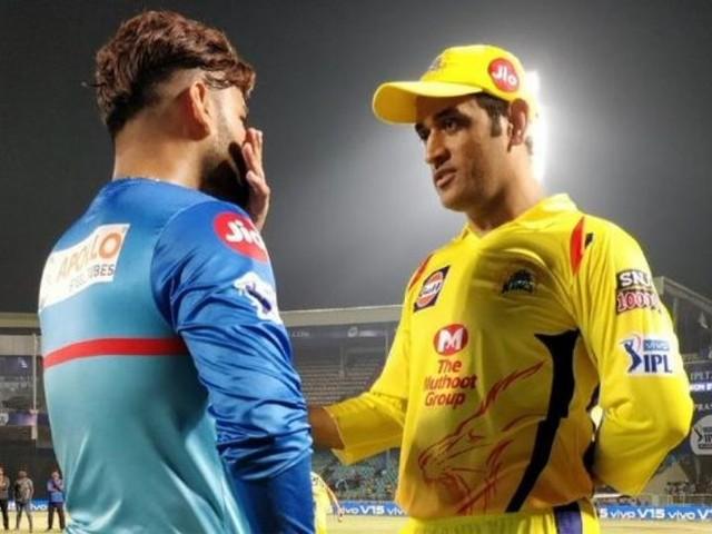IPL 2021; CSK vs DC Live : चेन्नईची खराब सुरुवात, सलामीवीर स्वस्तात माघारी