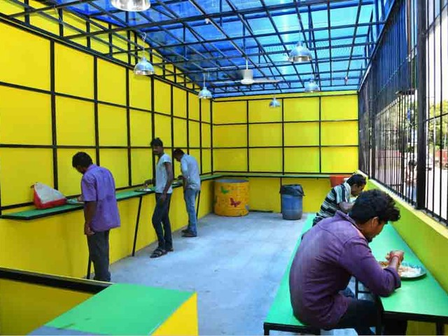 Annapurna Meal centres in Hyderabad to have sitting areas, tables