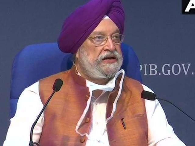 केंद्रीय मंत्री हरदीप सिंह पुरी बोले, नए सेंट्रल विस्टा पर होगी अगले गणतंत्र दिवस की परेड