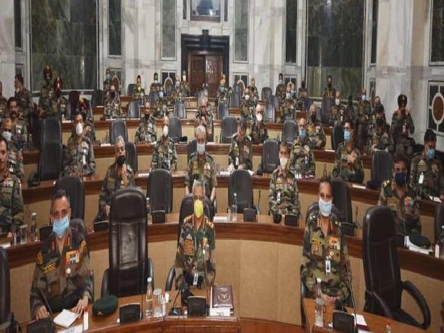 सेना प्रमुखों के सम्मेलन में आर्मी में हो रहे तेज बदलाव और हथियारों में आत्मनिर्भरता पर होगी चर्चा