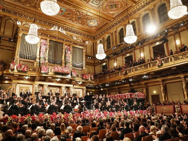 Concerto di Capodanno di Vienna 2021: per la prima volta senza pubblico in sala. E con applausi virtuali