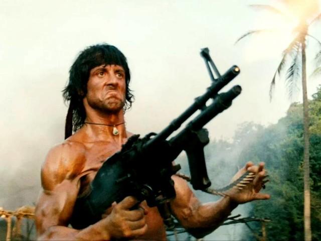 Rambo 2, la morte di un membro della troupe durante le riprese
