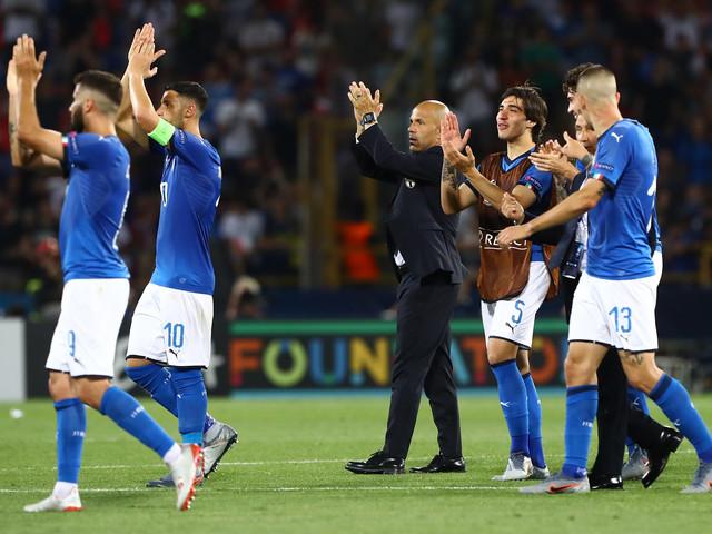Italia U21, gli Azzurrini di Di Biagio sono fuori dall'Europeo