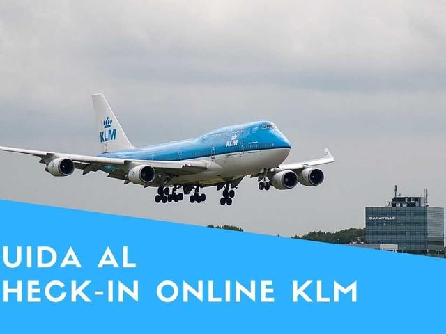 Check-in KLM: come farlo. Guida completa