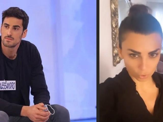 Uomini e Donne: Alessandro Graziani smentisce Pago. Serena commenta su Instagram. E ci va giù pesante