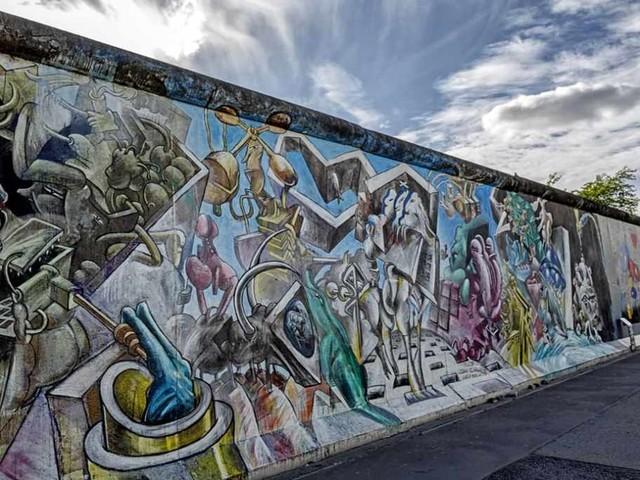 Mödlareuth, la città della Germania con un muro come quello di Berlino