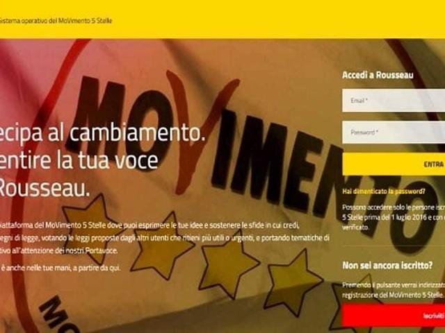Rousseau è crashato: il voto sul caso Diciotti manda offline il sito del Movimento 5 Stelle
