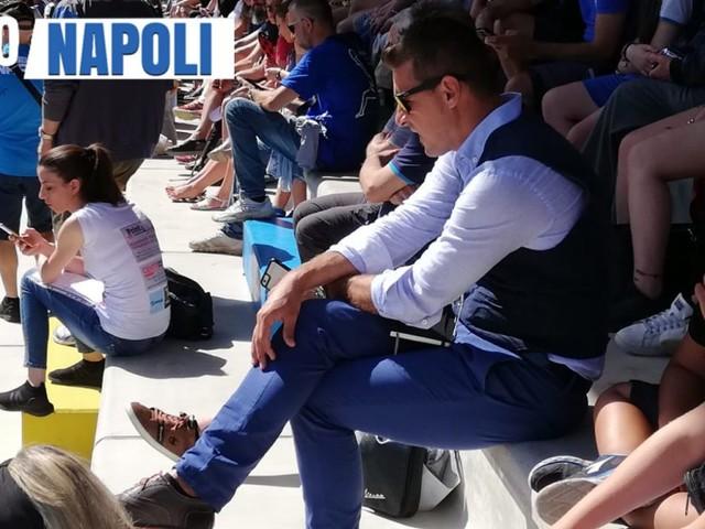 ESCLUSIVA – Il d.s. del Gozzano allo stadio di Carciato, seguiti i giovani del Napoli: nelle prossime ore incontro con Giuntoli