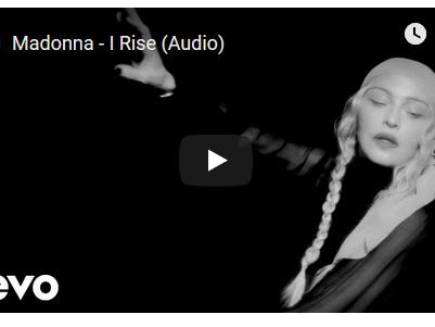 Madonna, I rise: testo, traduzione e video