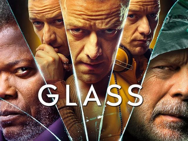 Sabato 14 Novembre 2020 Sky e Premium Cinema, Glass