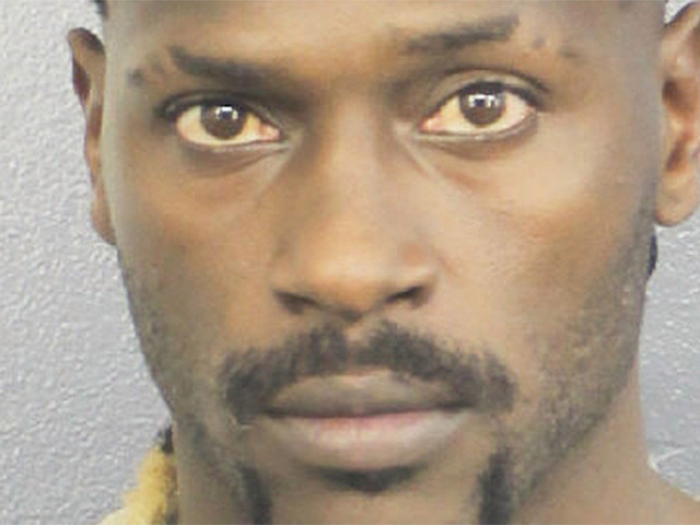 Antonio Brown Granted Bail From Florida Judge — With Several Conditions