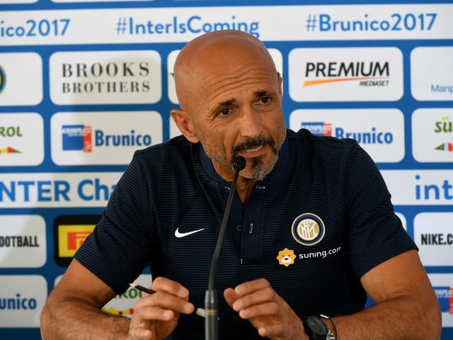 """Inter, Spalletti: """"Dobbiamo però fare gol quando ci capitano situazioni di vantaggio"""""""