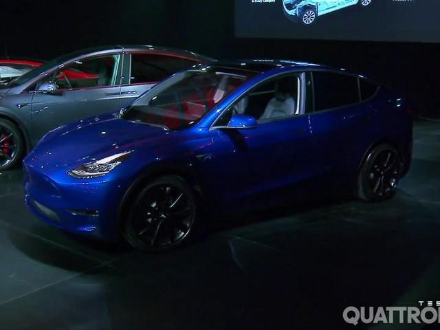 Tesla Model Y - Tutti i dettagli della Suv elettrica