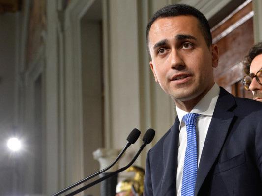 """Di Maio: """"La Lega pagherà la pugnalata alle spalle del Paese"""""""