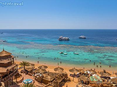 Natale a Sharm el Sheikh: Volo + Resort 4* All inclusive a 291€