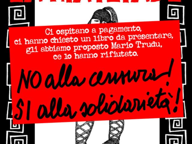 Editore Baraghini,Festival Insieme rifiuta libro ergastolano
