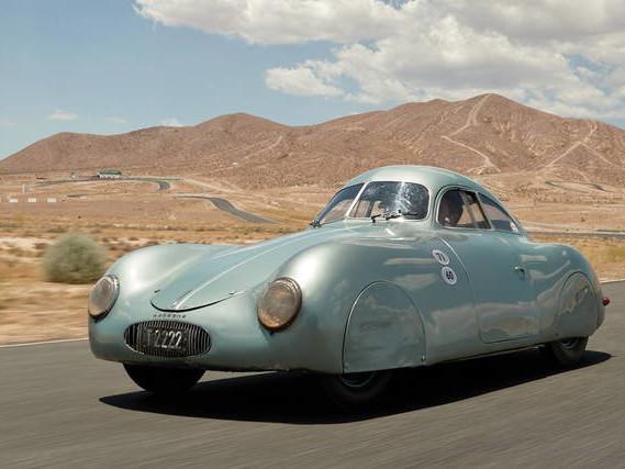 Porsche Type 64, la mamma di tutte le Porsche