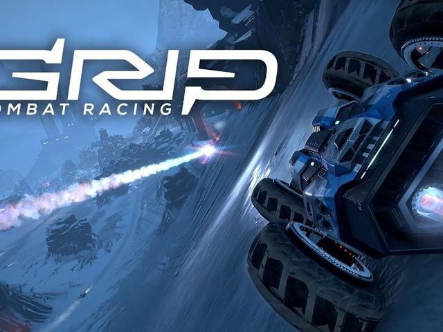 GRIP: Combat Racing – Wired Production e Caged Element annunciano la rodamap dei contenuti