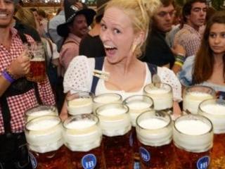 Oktoberfest : webcam sulla festa della birra