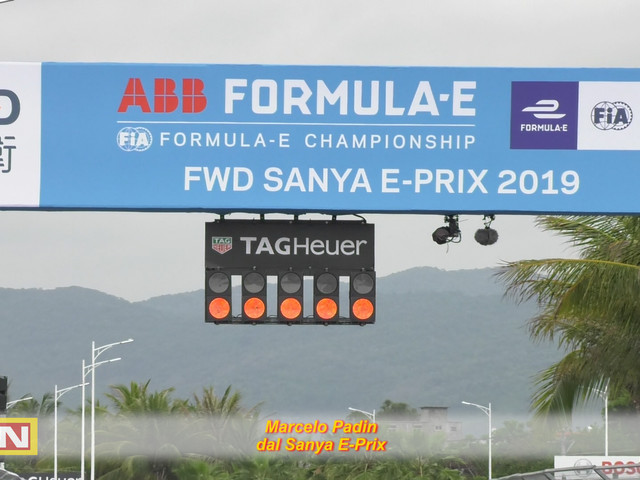 Electric Motor News dal Sanya E-Prix di Formula E
