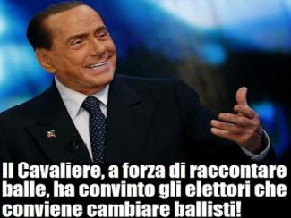 Ecco perché gli italiani non votano più Berlusconi.